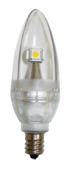 Foco Led EIC / E12 - 3W (Luz Cálida)
